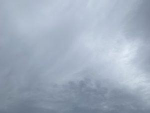 7月28日(火)、観測史上稀な長梅雨。
