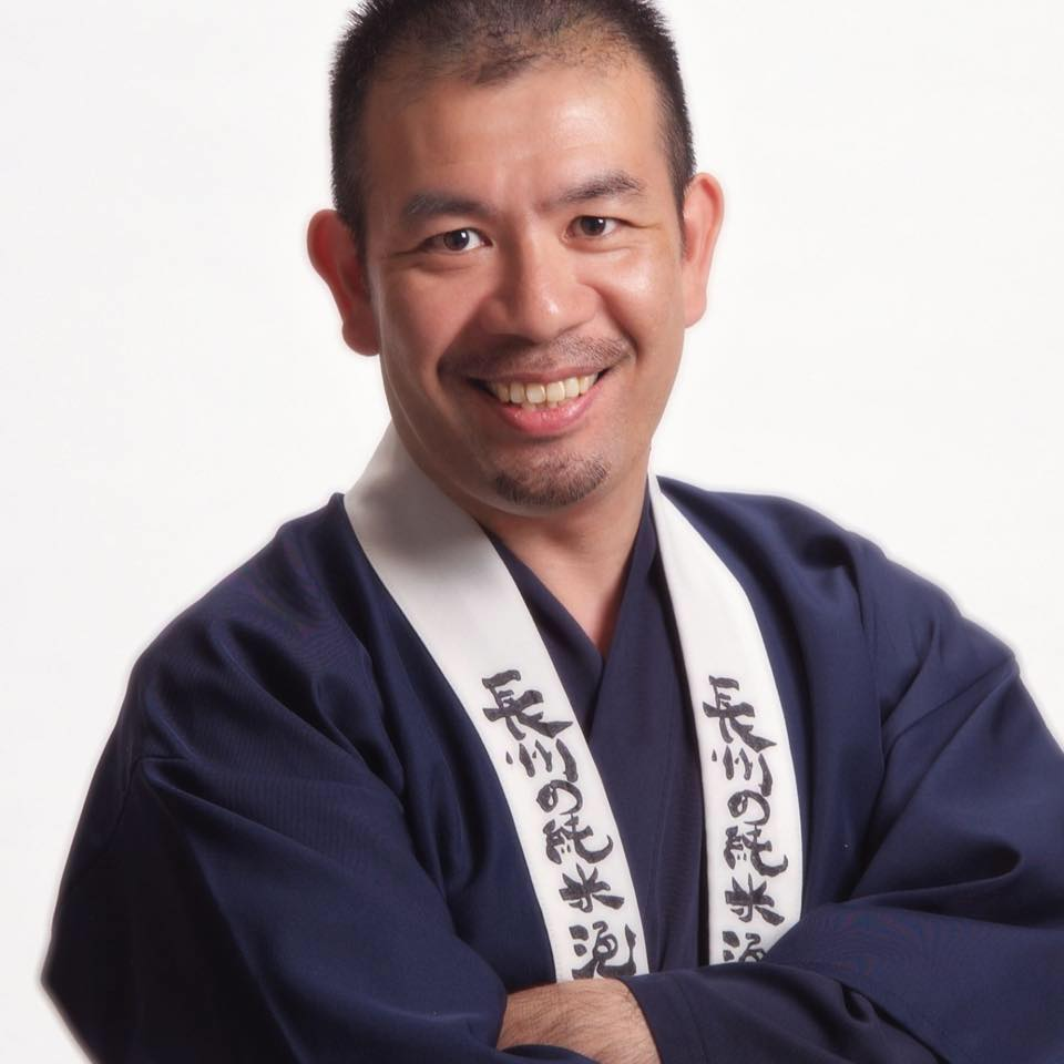 永山本家酒造場・永山貴博氏