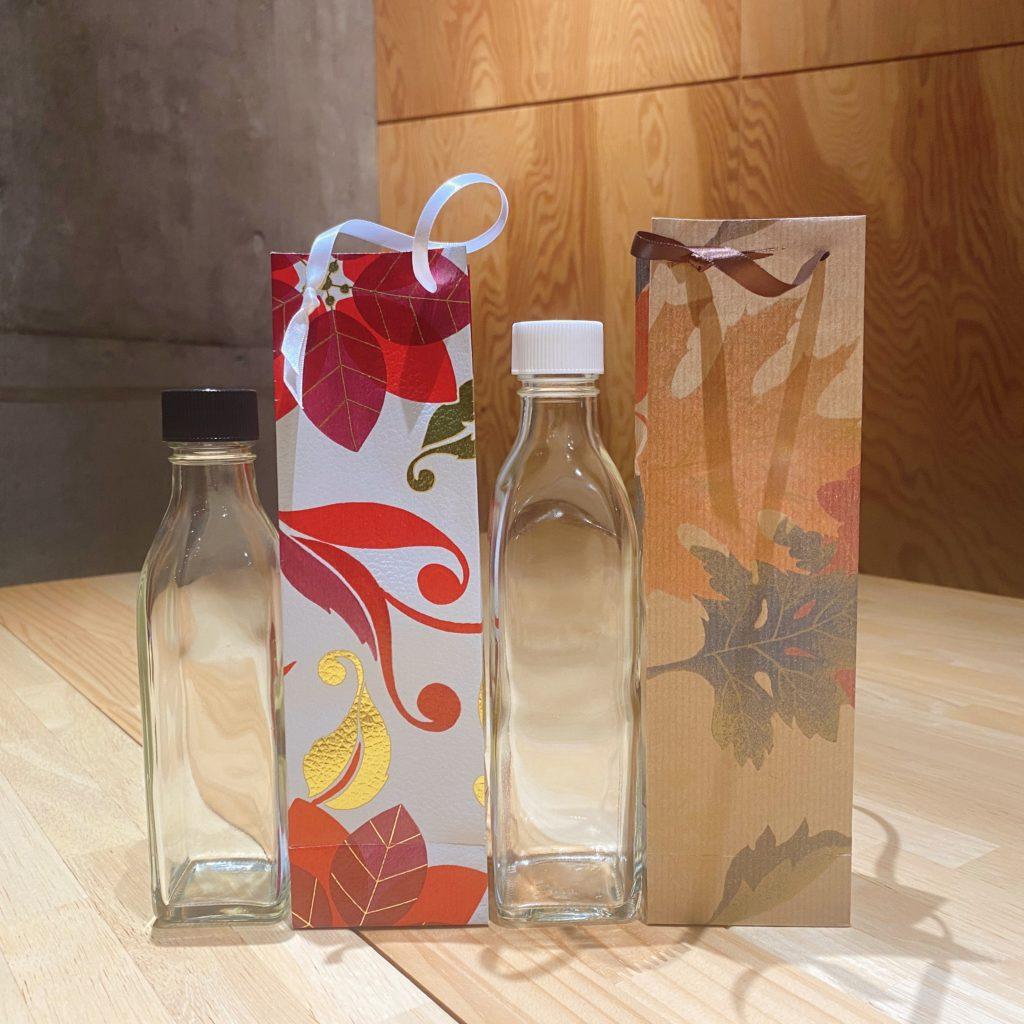 ガラス瓶200ml/300ml