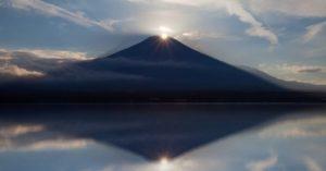 12月20日(日):高尾山からのダイヤモンド富士